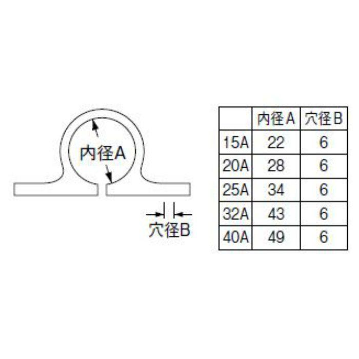 R68-15A PCサドルバンド