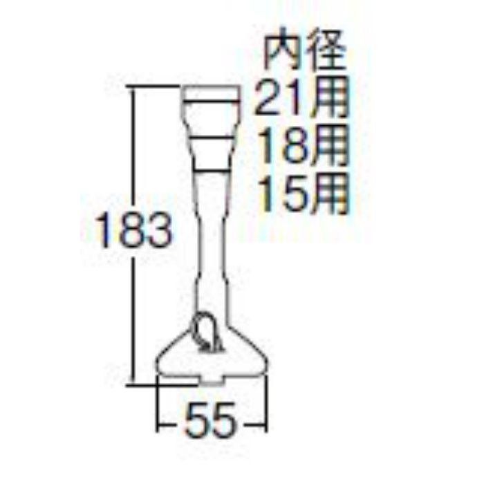 PM204 流しシャワー
