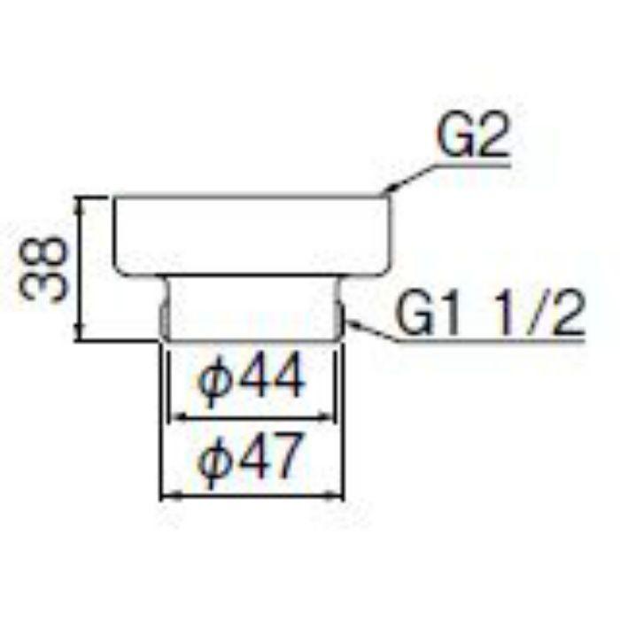 PH62A-830 排水ホースアダプター
