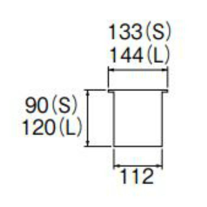 PH6501AF-2-S 流し排水栓カゴ
