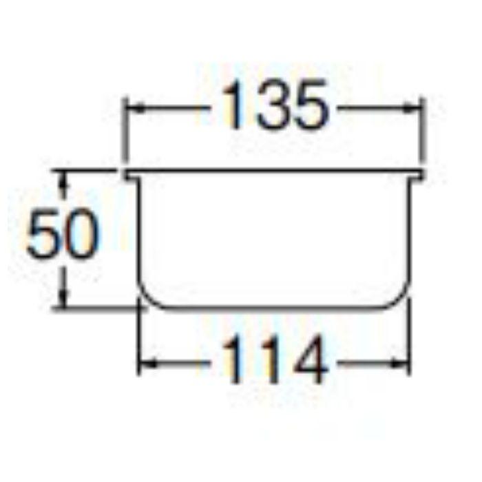 PH697F-S 流し排水栓カゴ