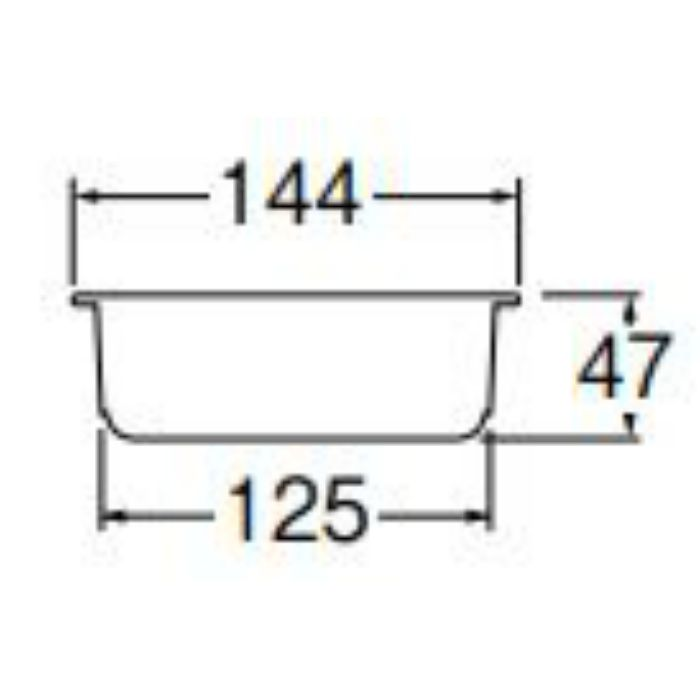 PH697F-L 流し排水栓カゴ