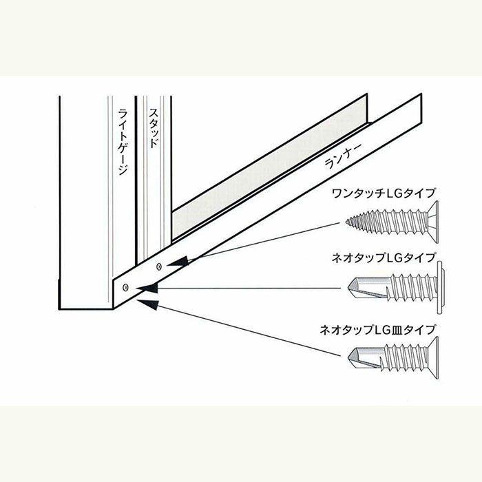 ネオタップLG (大箱) 小皿 4.2mm×13mm