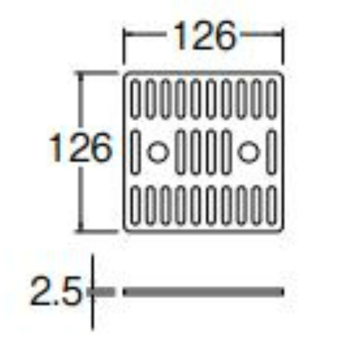 PH48F 角目皿