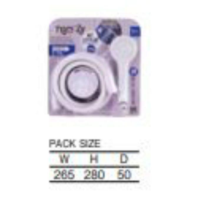 PS3963-CTA-MW 節水シャワーセット シャモジー