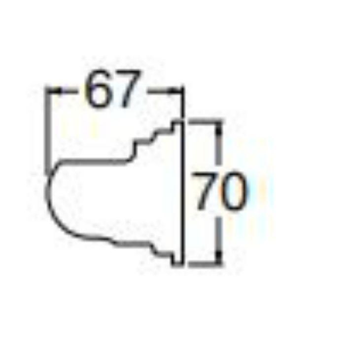 PS30-35-W 吸盤式シャワーフック ホワイト