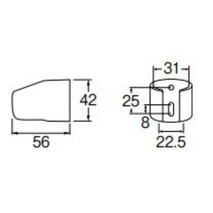 PS32-85-C PCシャワー掛具