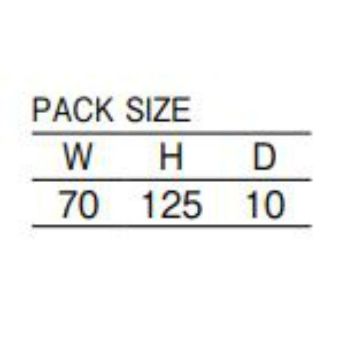 PR43-2-E2-5.8X50 化粧ビス