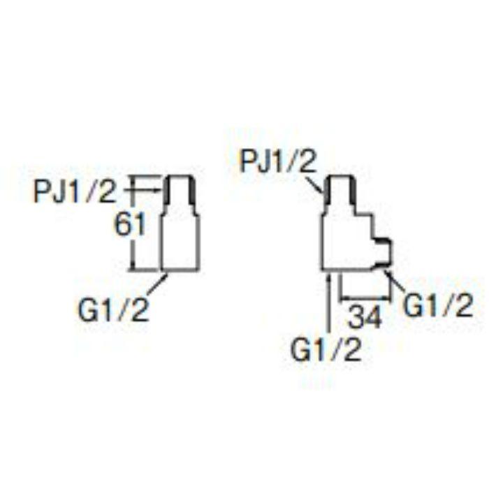 PB33S 分岐ソケット