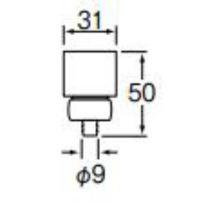 PT17-7F 浄水器分岐アダプター