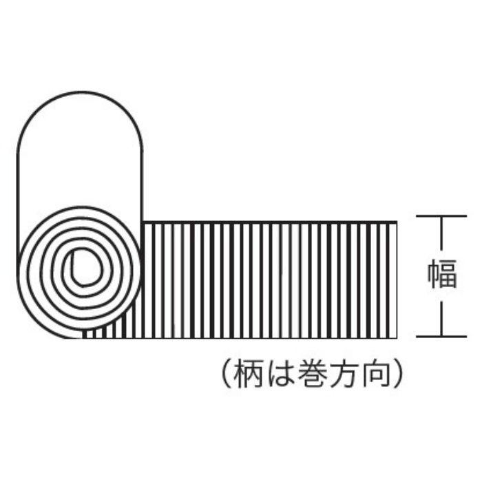 SY-138 防滑性シート スミマット 一般用(室内用) スミストライプY(一般用)