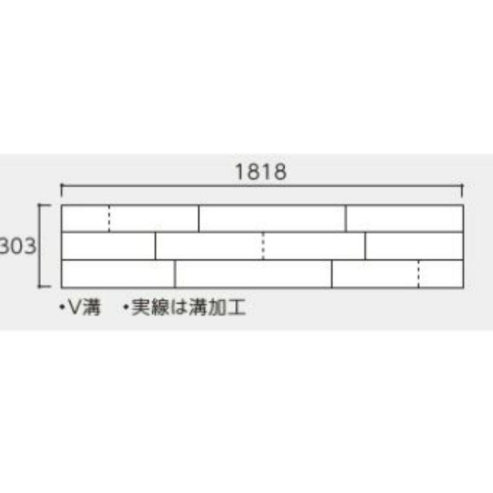 MPSF-SAP 銘樹・プレシャスセレクション サペリ 3Pタイプ フラットP塗装