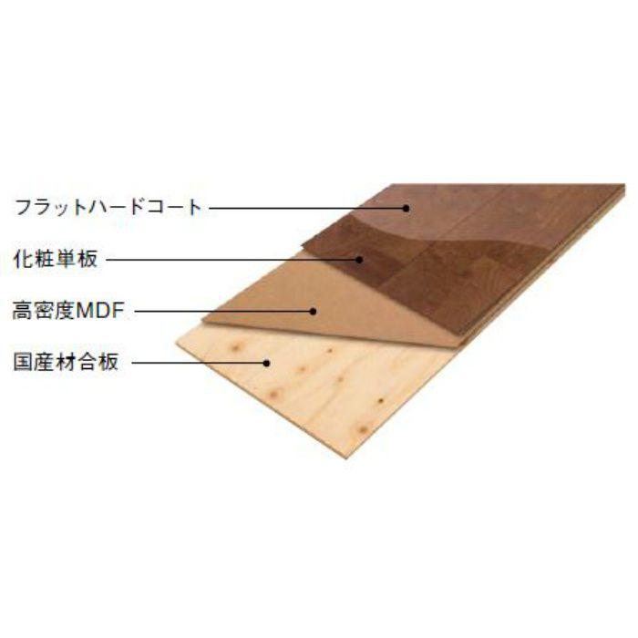 JNFS1-KB ナチュラルフェイスS・Jベース 1本溝タイプ 上履用 12mm厚 源平かば 特色【地域限定】