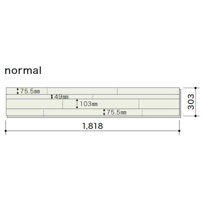PDTANKJ02 ライブナチュラル プレミアム nendo collection/amida normal ブラックウォルナット【地域限定】