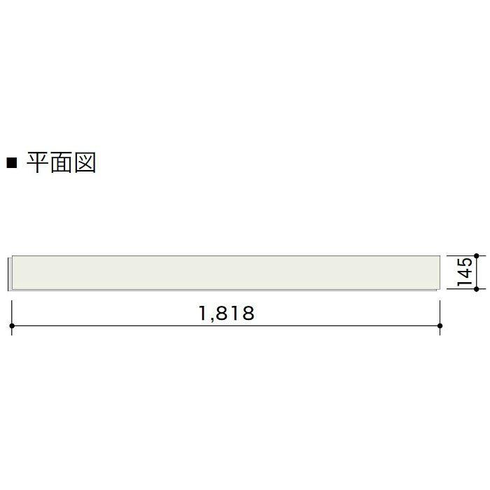 HPC10049M ライブナチュラル エクストラワイド バーチ 1Pタイプ145mm【地域限定】