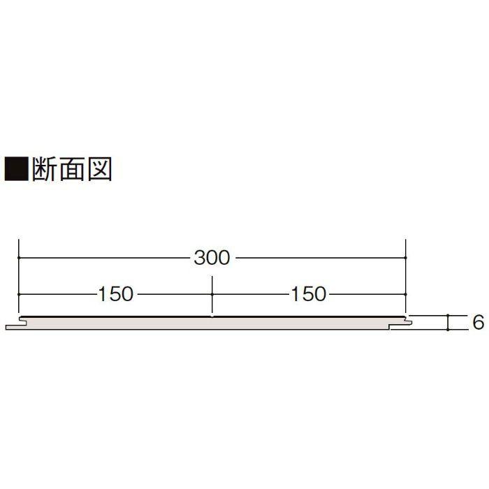 LZYLRW6BJ ハーモニアスリフォーム6(床暖房非対応) 木目タイプ[150] クリエラスク チェリー柄 横溝あり 【地域限定】