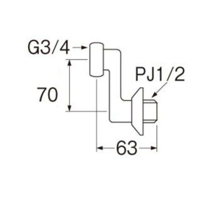 U3-1X-70 偏心管