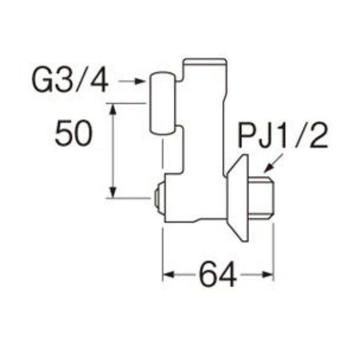 U3-6X-50 偏心管