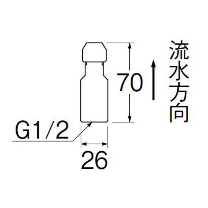 V843F-13 逆止弁