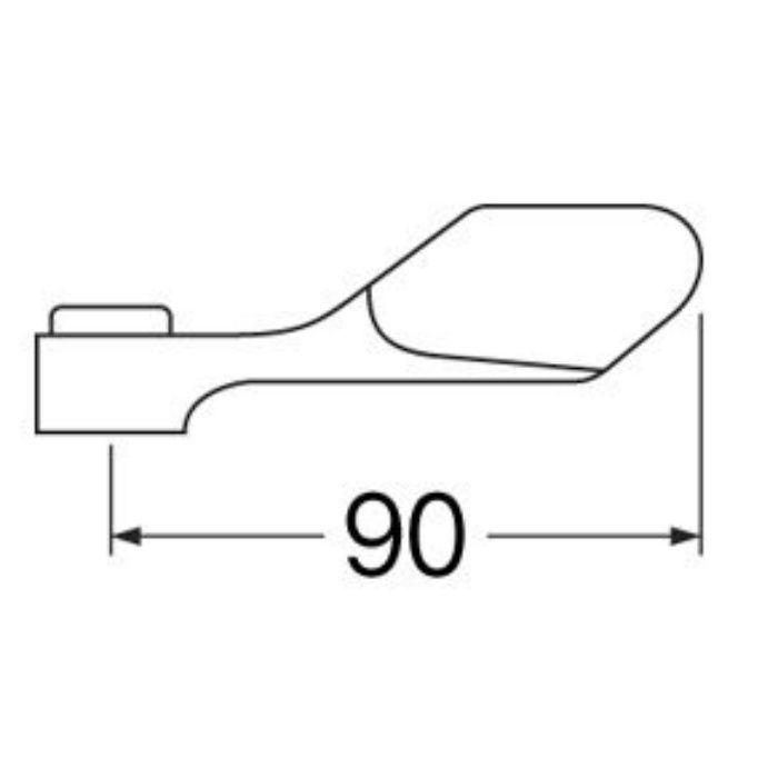 PR230F-S ワンタッチレバー