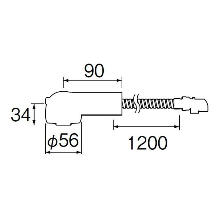 MK3761-560N-S5-DH ラセンホース組品
