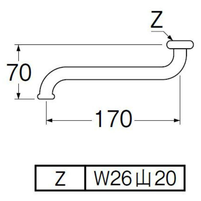 PA10G-60X-16 節水自在パイプ