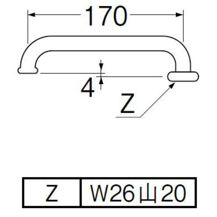 PA20G-60X-16 節水横形パイプ