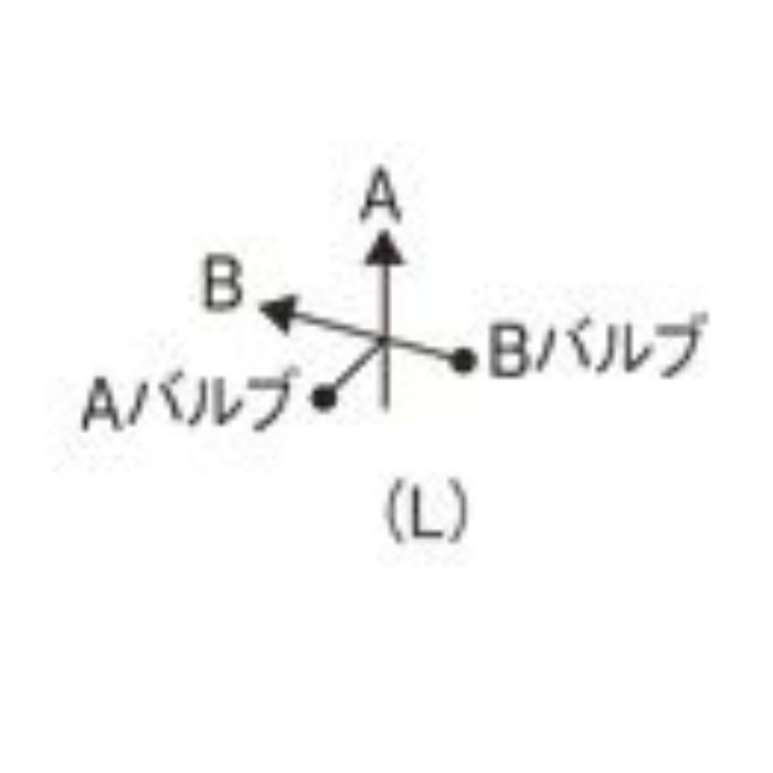 V2220LAD2-X3-13 分岐止水栓本体(共用形)