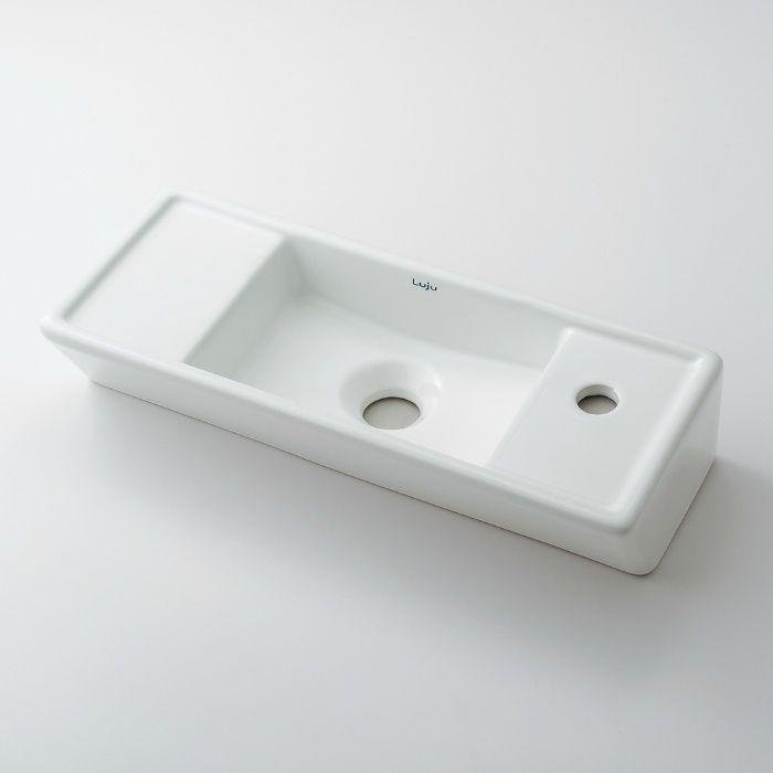 493-066 壁掛タイプ 壁掛手洗器(Rホール)