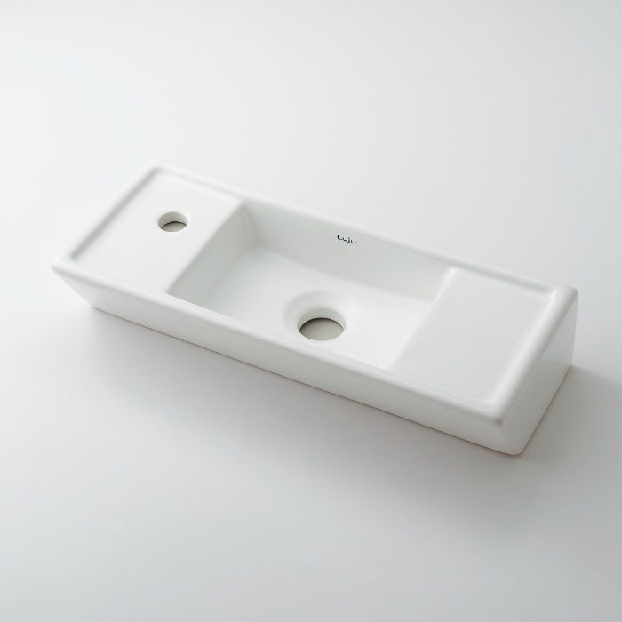 493-067 壁掛タイプ 壁掛手洗器(Lホール)