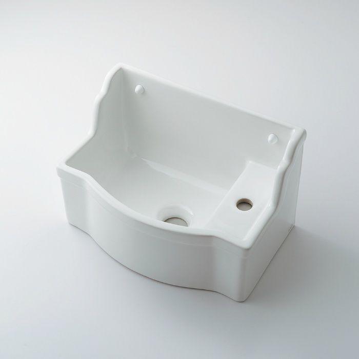 493-137 壁掛タイプ 壁掛手洗器