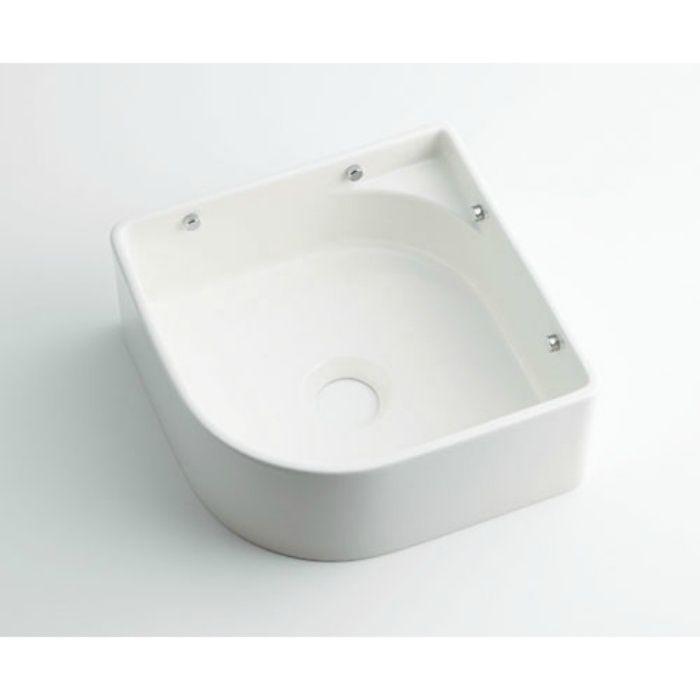 493-048-W 壁掛タイプ 壁掛手洗器 ホワイト