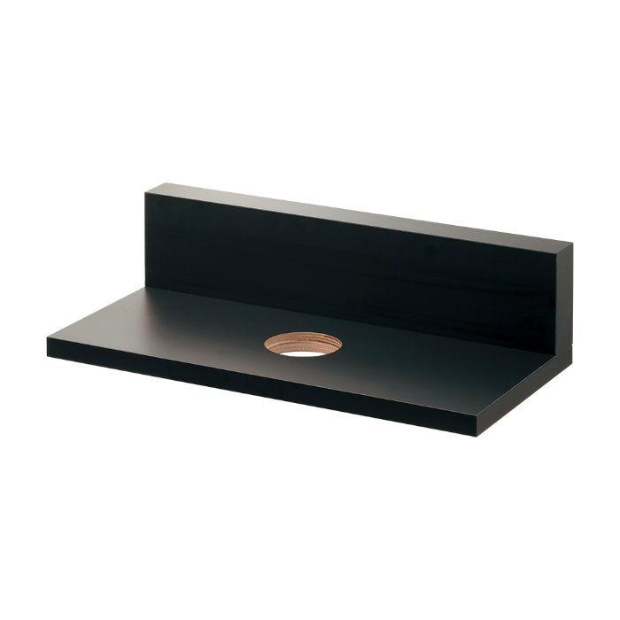 497-056-D 専用カウンター 手洗カウンター ブラック