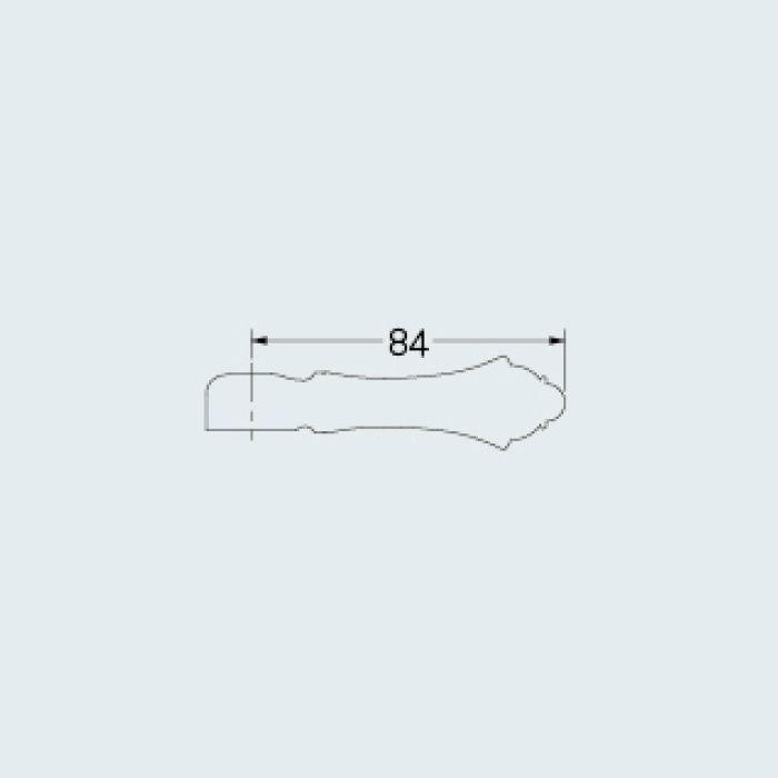 793-616 水栓本体部品 セラミックレバー