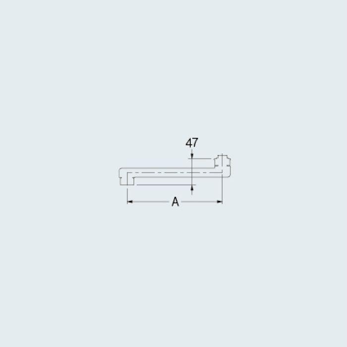 775-11-080 水栓先端部品 スパウト