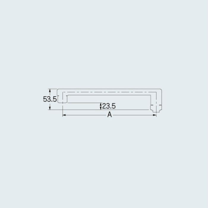 795-951 水栓先端部品 Uスパウト