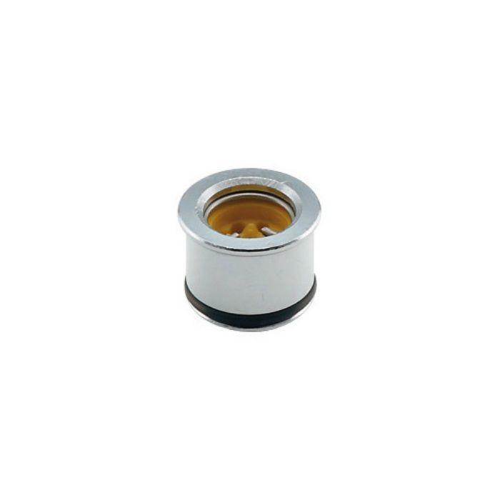 219-090-4 水栓先端部品 定流量パイプアダプター 桃
