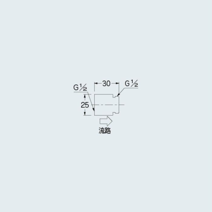 6206-1 水栓先端部品 定流量弁A