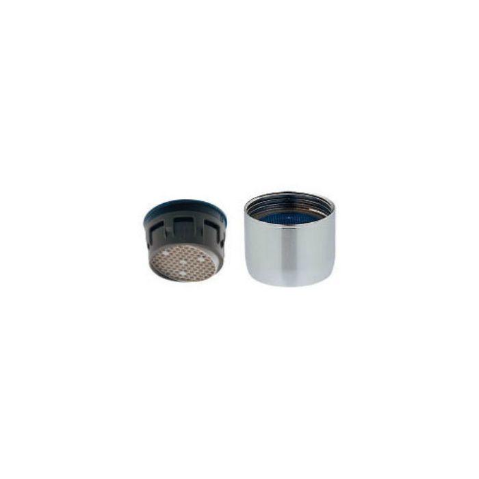 796-111 水栓先端部品 角度調節機能付き泡沫金具