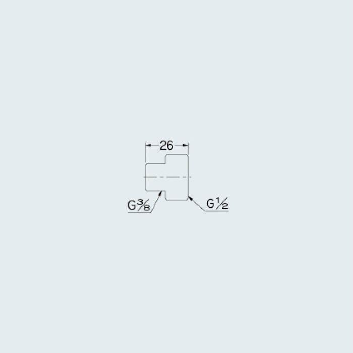 791-417 分岐装置 3/8ネジ対応アダプター