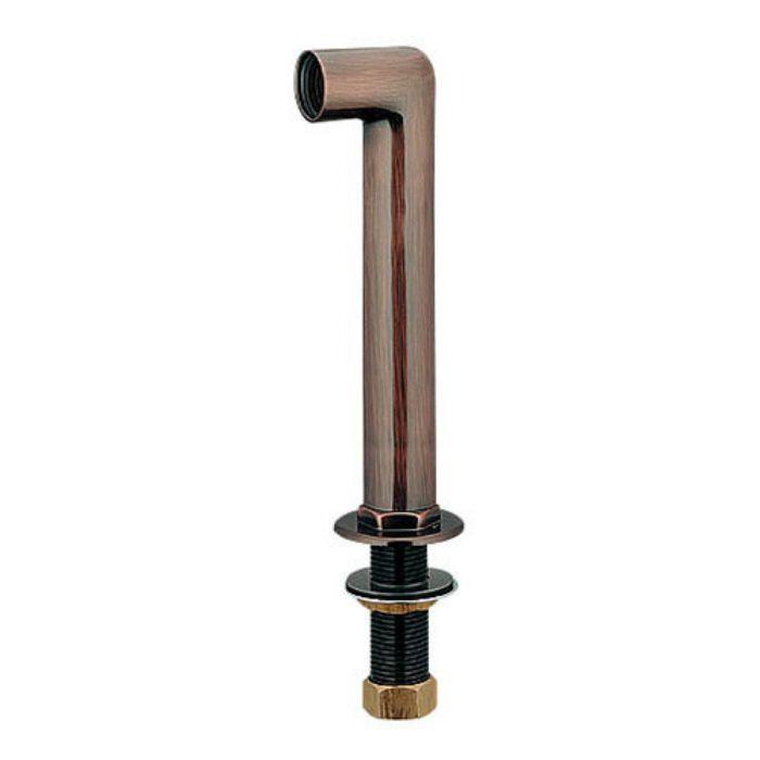 104-118 一般水栓 水栓取付脚(ミドル) ブロンズ