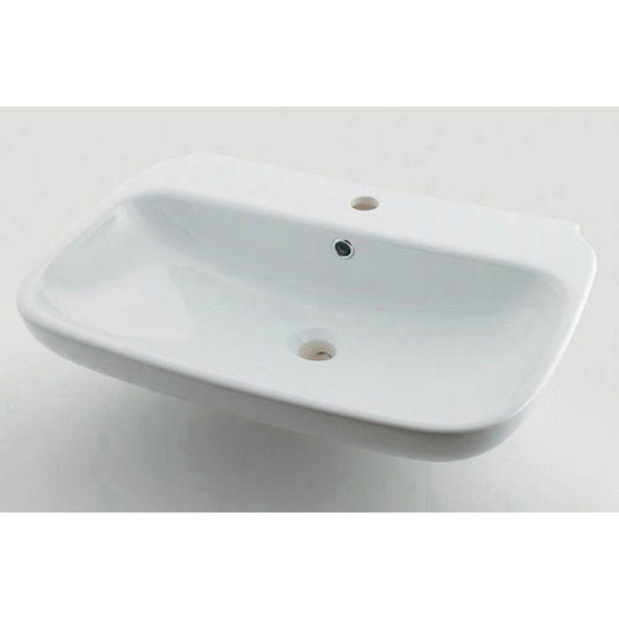 #LY-493206 カウンター設置タイプ 角型洗面器