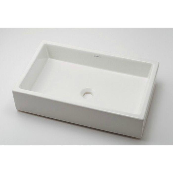 #DU-2351600000 カウンター設置タイプ 角型洗面器
