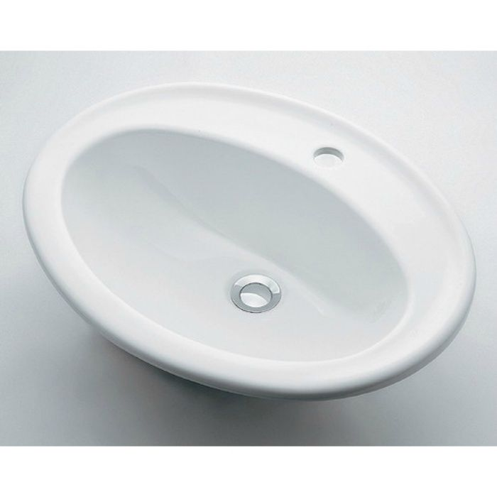 #DU-0472560000 カウンター設置タイプ 丸型洗面器(1ホール)