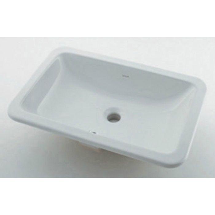 #VR-5475B0030642 カウンター設置タイプ 角型洗面器