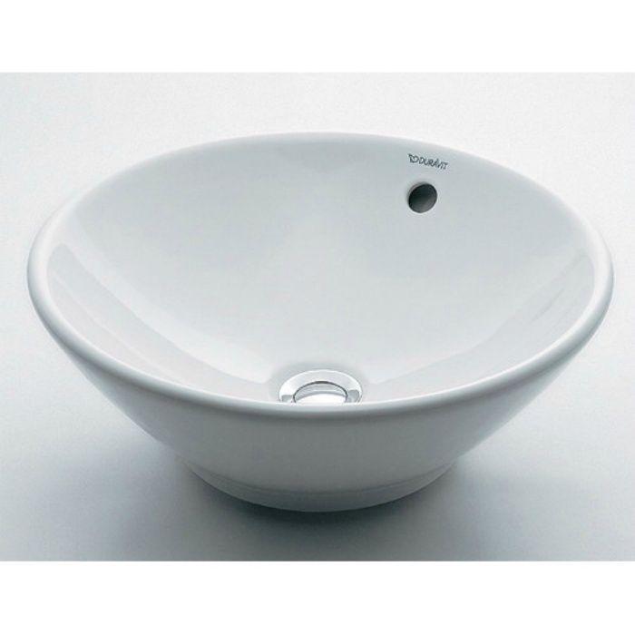 #DU-0325420000 カウンター設置タイプ 丸型洗面器