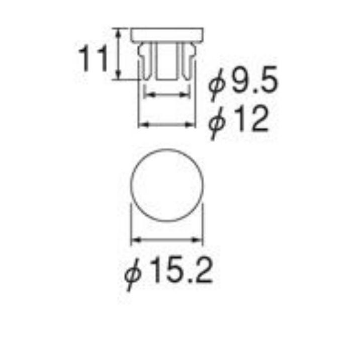 R425-1F 洗濯機パン用キャップ