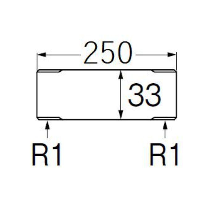V95-62-25X250 F.V給水管 長さ250mm