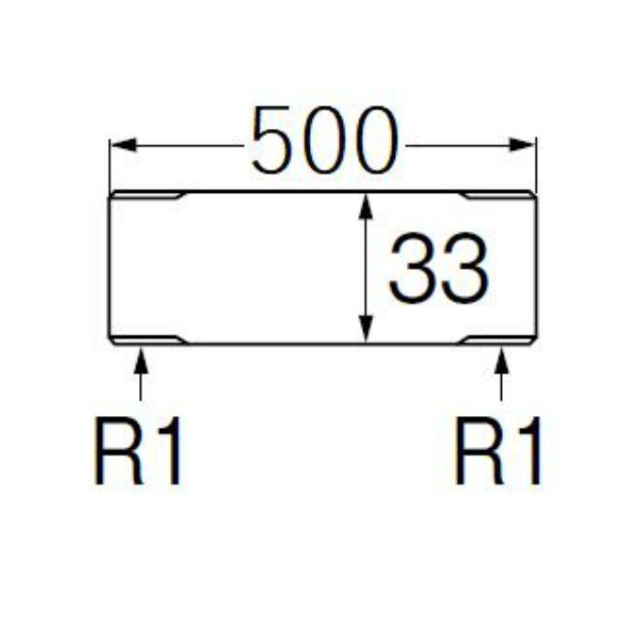 V95-62-25X500 F.V給水管 長さ500mm