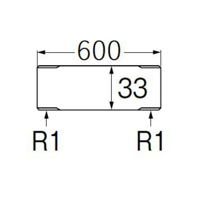 V95-62-25X600 F.V給水管 長さ600mm